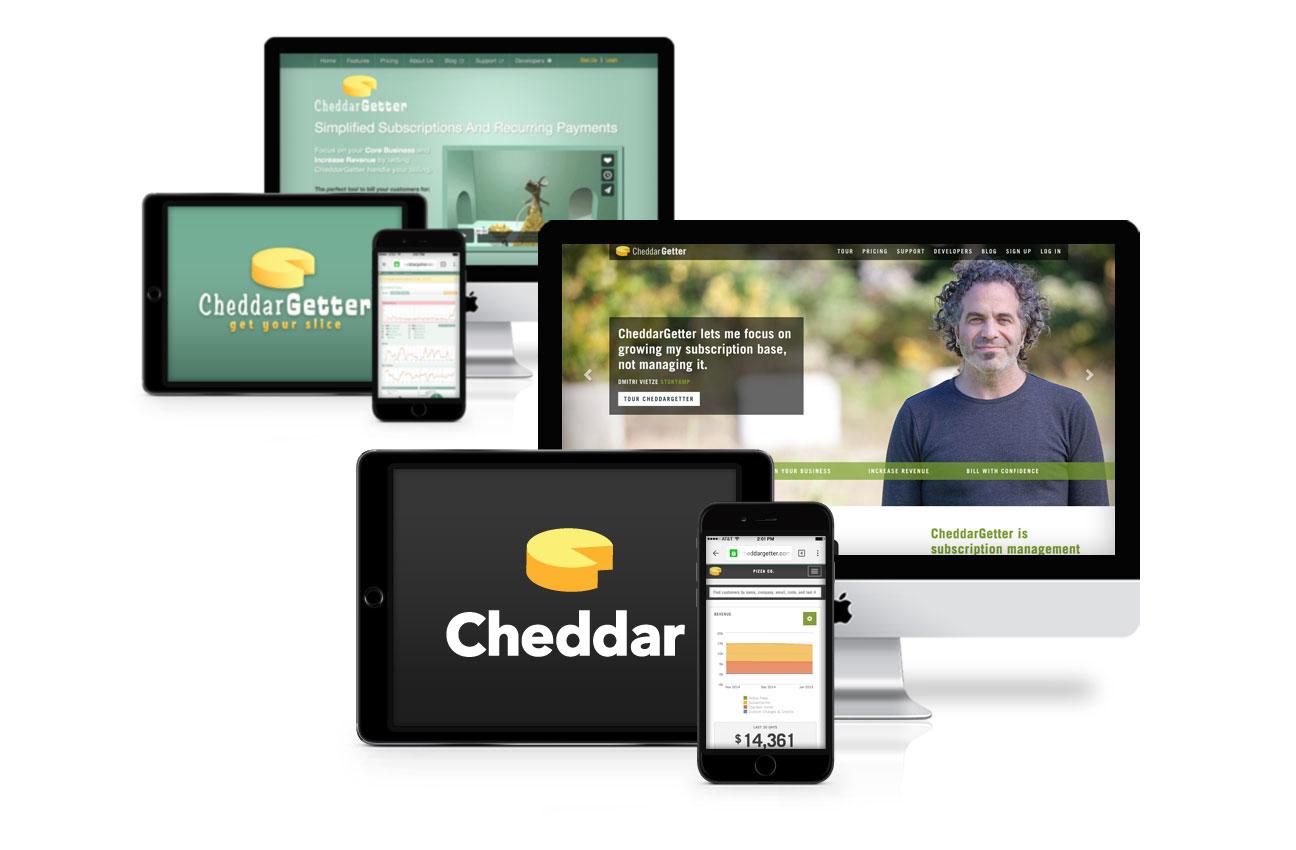 CheddarGetter Branding