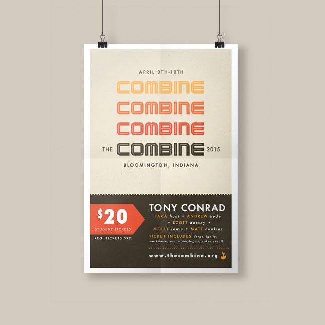 Combine 2015 Poster