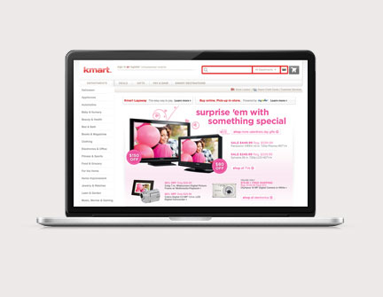 Kmart Homepages